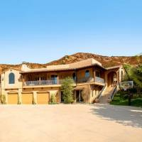 Cole Hauser home in Agoura Hills, CA