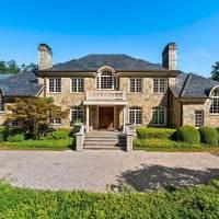 Jayson Werth home in McLean, VA