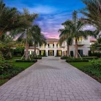 Max Scherzer home in Jupiter, FL