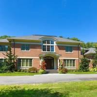 Dustin Pedroia home in Brookline, MA