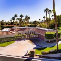Carol Channing home in Rancho Mirage, CA