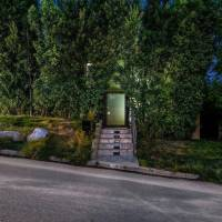 Adam Lambert home in West Hollywood, CA