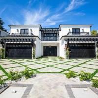 Mookie Betts home in Los Angeles, CA