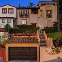 Aaron Paul home in Los Angeles, CA