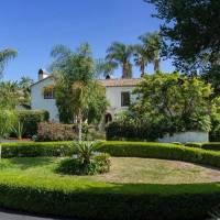 Simon Helberg home in Carpinteria, CA
