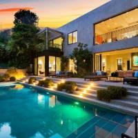Travis Scott home in Beverly Hills, CA