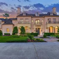 Steve Francis home in Houston, TX