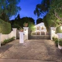 Pete Wentz home in Beverly Hills, CA