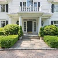 Scott Pelley home in Darien, CT