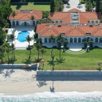Howard Stern home in Palm Beach, FL