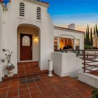 Zak Bagans home in Los Angeles, CA