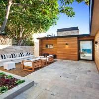 Patrick Fabian home in Malibu, CA