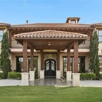 Dak Prescott home in Prosper, TX