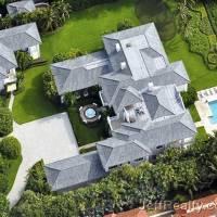 Rush Limbaugh home in Palm Beach, FL
