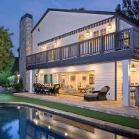 Jenson Button home in Los Angeles, CA