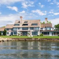 Katharine Hepburn home in Old Saybrook, CT