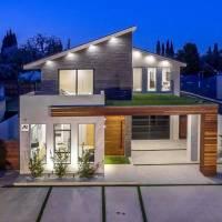 Prince Royce home in Los Angeles, CA