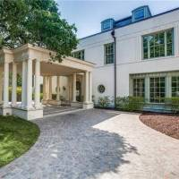 Dirk Nowitzki home in Dallas, TX