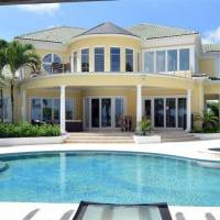 Shania Twain home in Nassau, New Providence