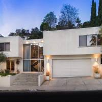 Rose McGowan home in Los Angeles, CA