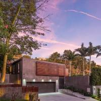 Alex Rodriguez home in Los Angeles, CA