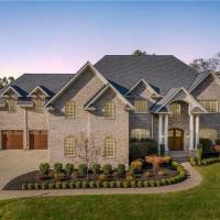 Antonio Brown home in Gibsonia, PA