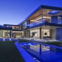 Trevor Noah home in Los Angeles, CA