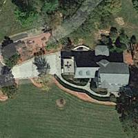 Gladys Knight home in Fairview, NC