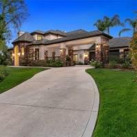 Vicki Gunvalson home in Coto de Caza, CA