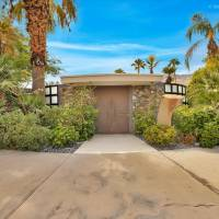 Loretta Young home in Palm Springs, CA