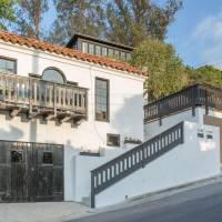 James Franco home in Los Angeles, CA