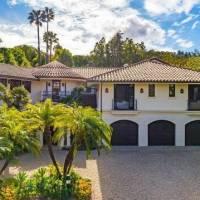 Mike Shinoda home in Beverly Hills, CA