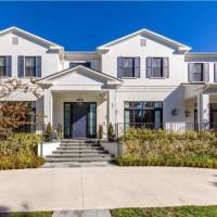 Tony Gonzalez home in Beverly Hills, CA