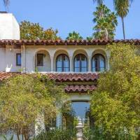 Anna Shay home in Beverly Hills, CA