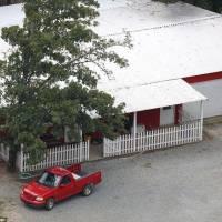 Blake Shelton home in Tishomingo, OK