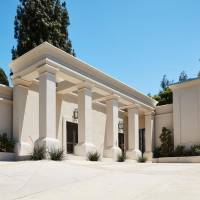 Lindsey Vonn home in Beverly Hills, CA