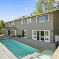 Brie Larson home in Woodland Hills, CA