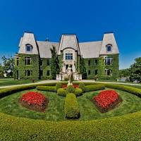 Celine Dion home in Laval, QC